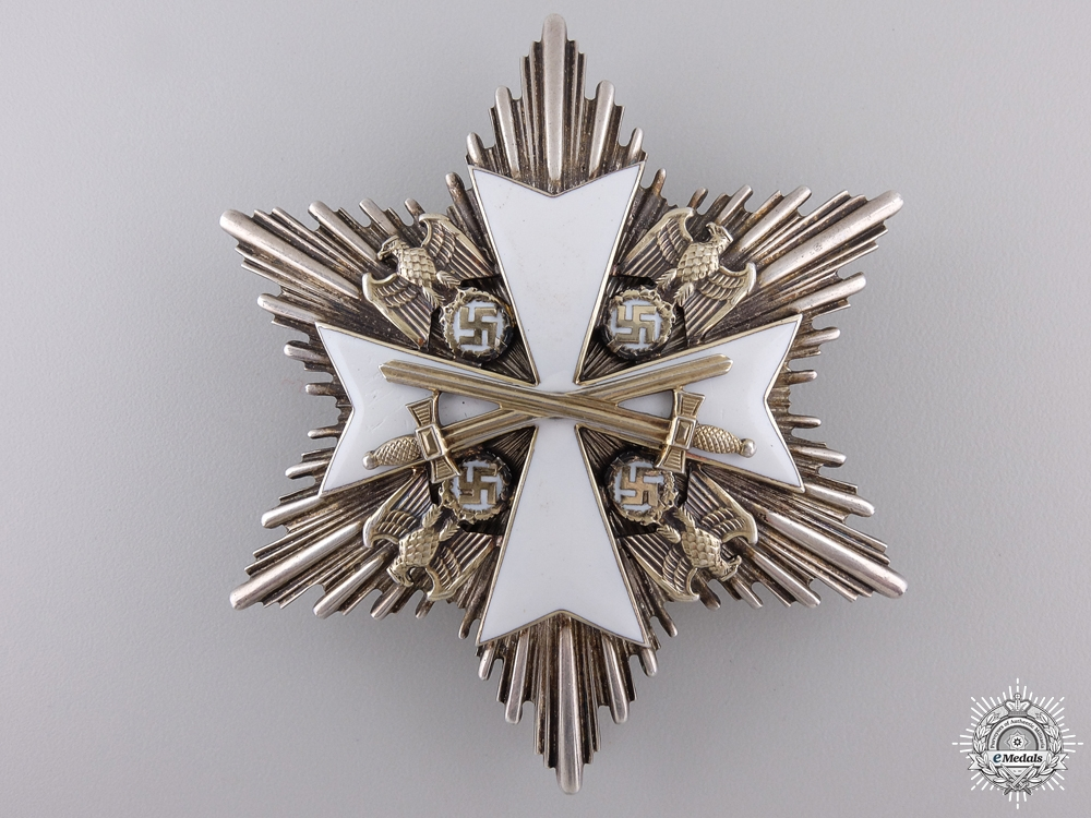 eMedals-An Order of the German Eagle by Godet; 2nd Class Star