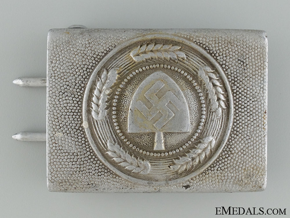 eMedals-An RAD Enlisted Man's Buckle by K.O.