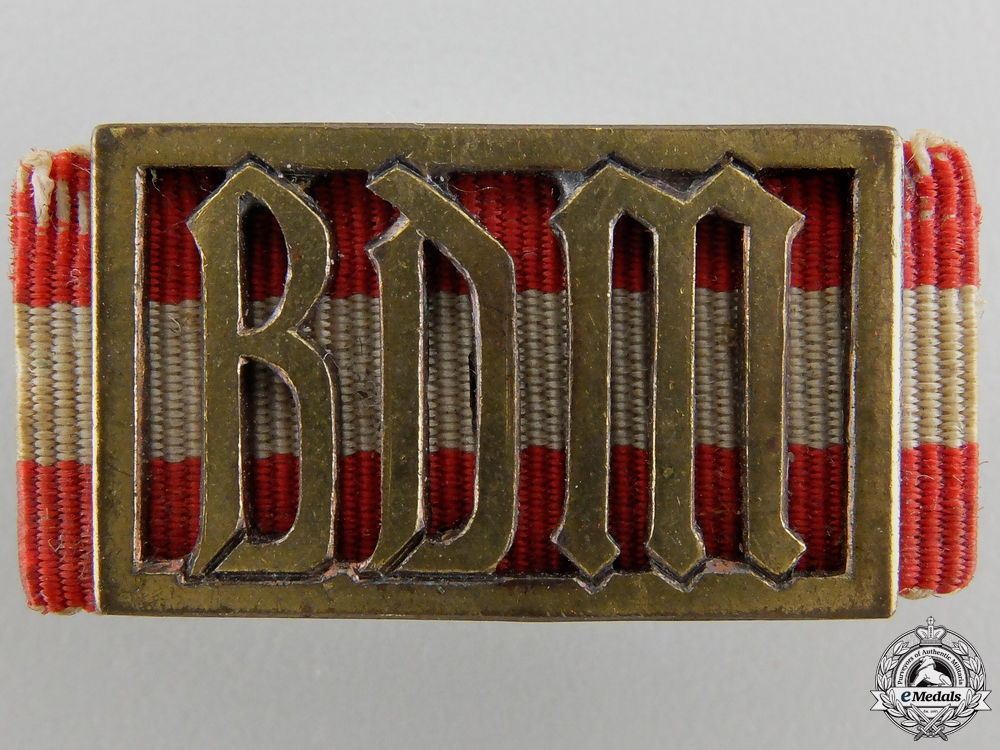 eMedals-An RZM Marked BDM Membership Badge