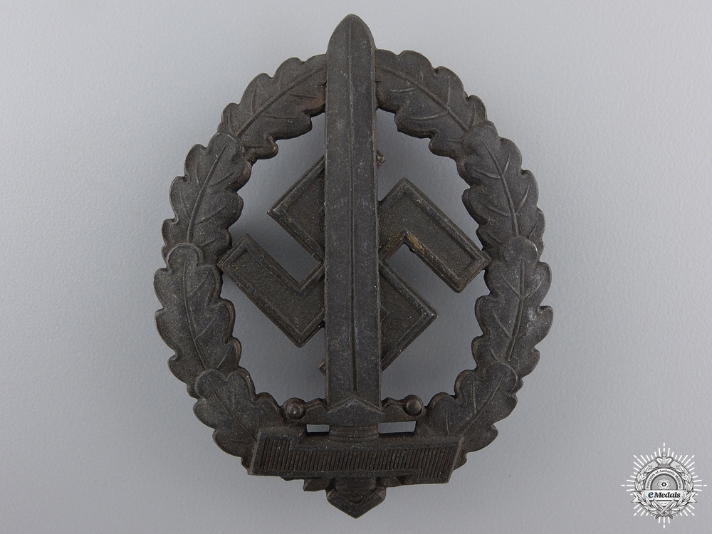 eMedals-An SA Badge for the War Wounded
