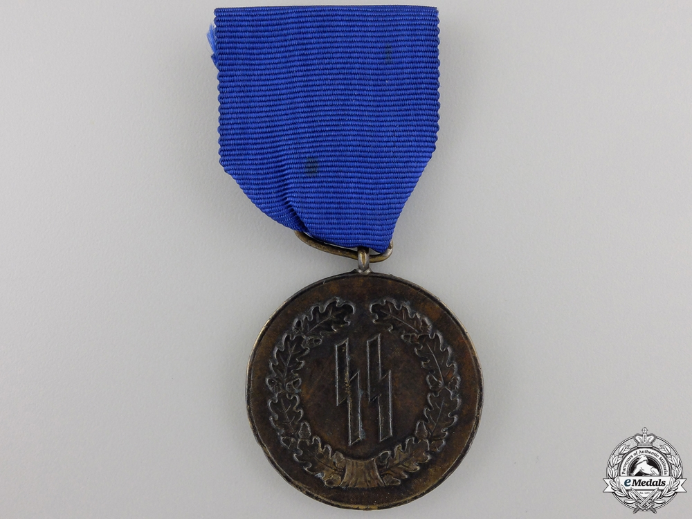 eMedals-An SS Long Service Award for Four Years