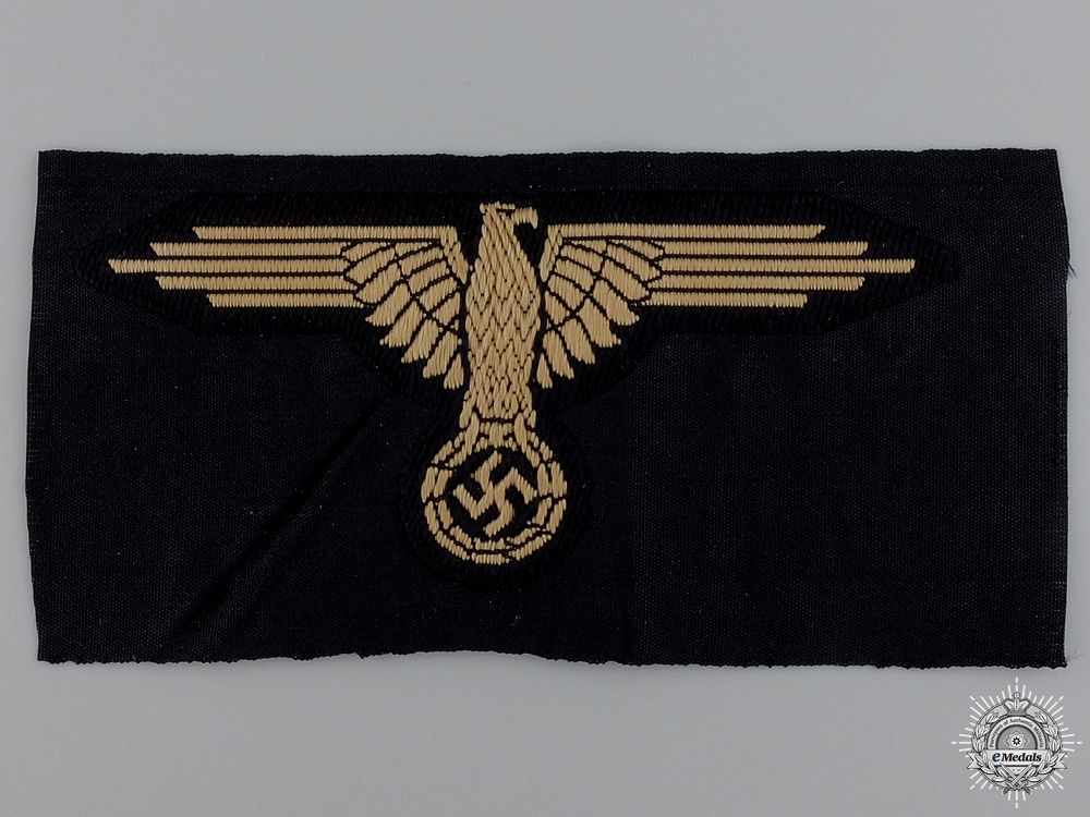 eMedals-An SS Tropical Sleeve Insignia