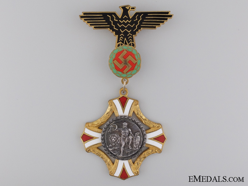 eMedals-An Unusual and Impressive Third Reich Shooting Award