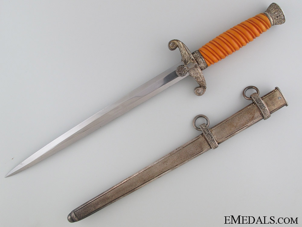 eMedals-Army (Heer) Dagger by E.&F. Hörster