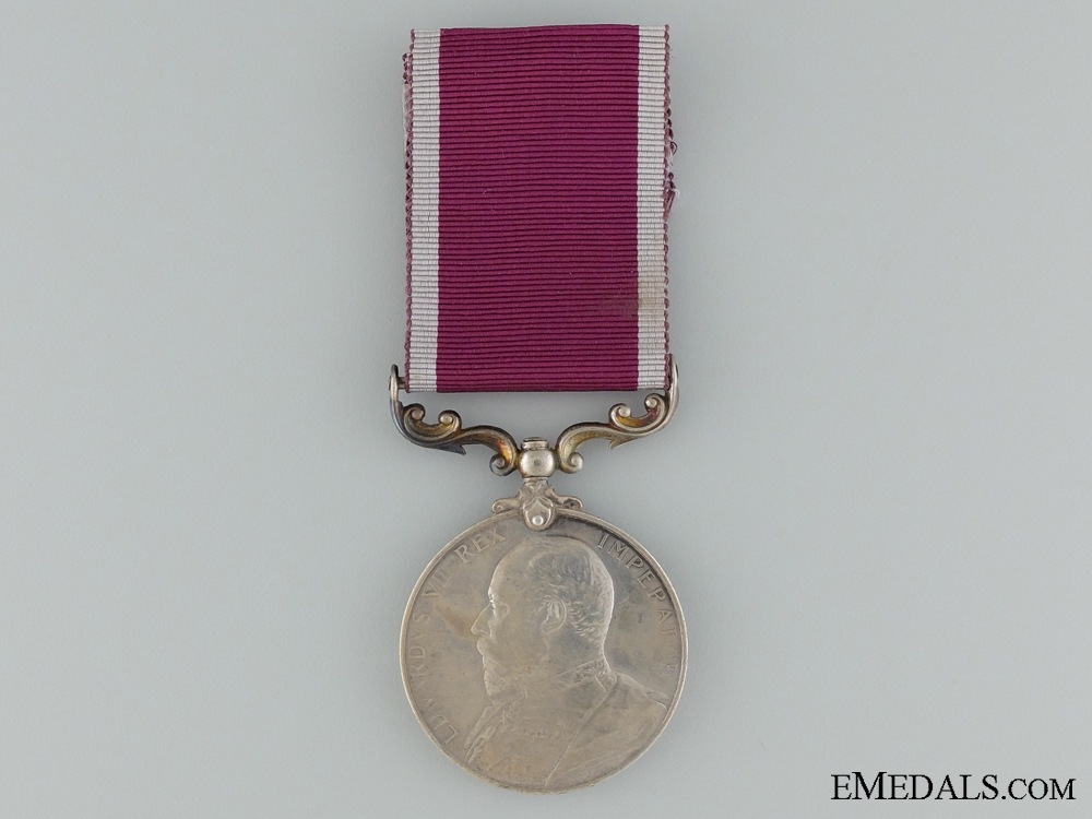 eMedals-Army Long Service and Good Conduct Medal to the Royal Garrison Artillery