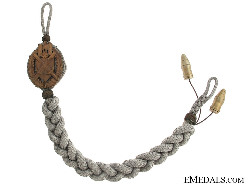 eMedals-Army Marksmen's Lanyard - Grade Eleven