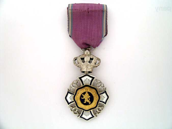 eMedals-ROYAL ORDER OF THE LION