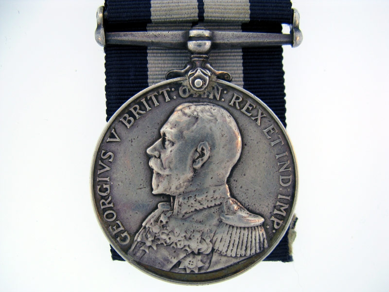 eMedals-A Great War 'Submarine Service' D.S.M. awarded