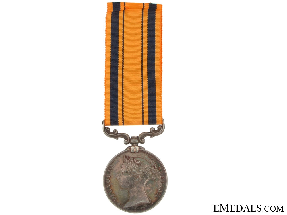 eMedals-An 1877-79 South Africa to the Army Hospital Corps