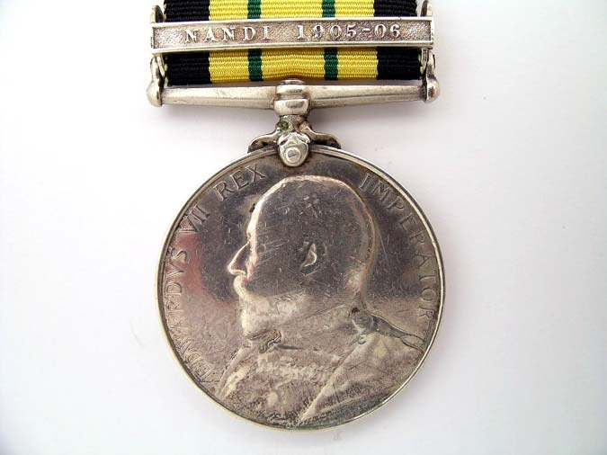 eMedals-AFRICA GENERAL SERVICE MEDAL 1902-56