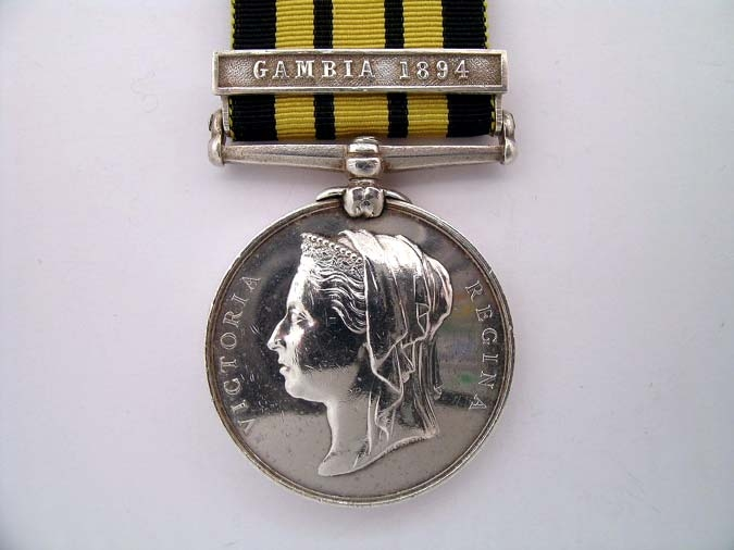 eMedals-East and West Africa Medal