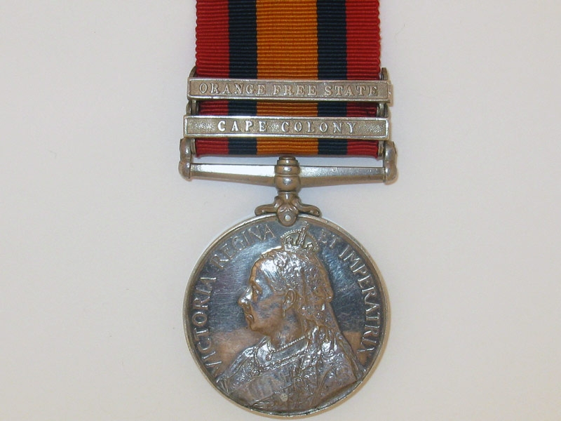 eMedals-Queens South Africa 1899-1902,
