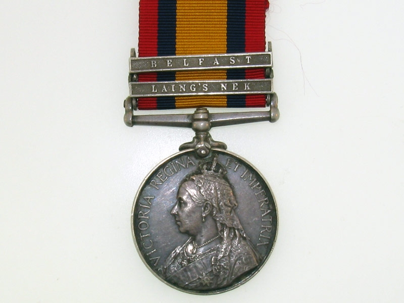 eMedals-Queen's South Africa Medal