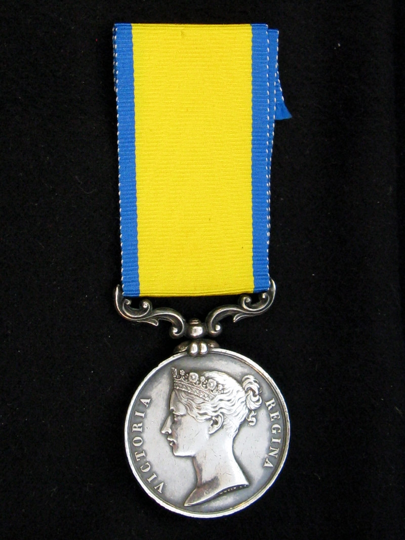 eMedals-The Baltic Medal - 1854-55
