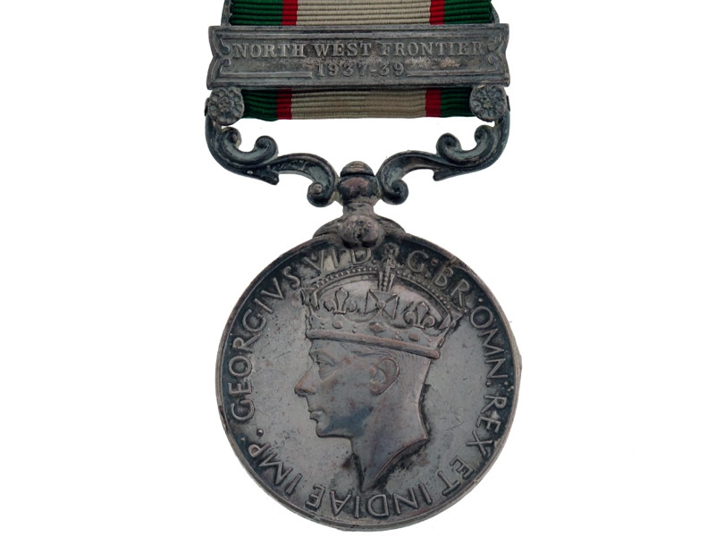 eMedals-India General Service Medal 1936-39,