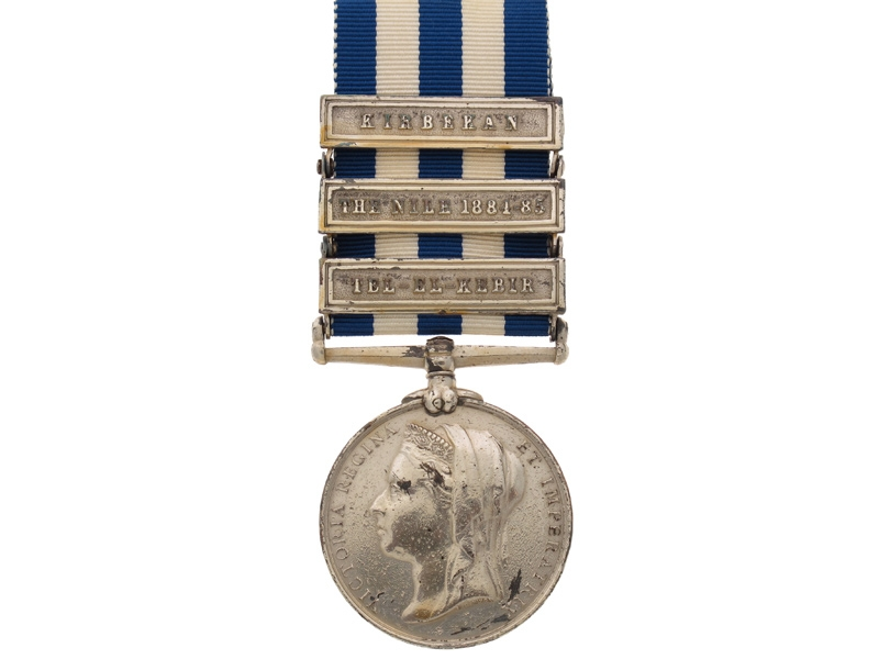 eMedals-Egypt Medal 1882-89,