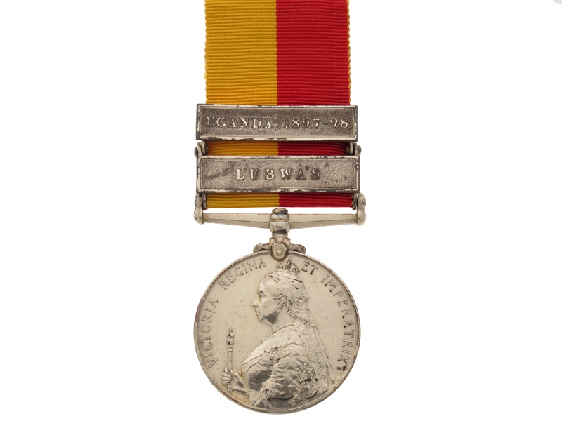 eMedals-East and Central Africa Medal 1897-1916,