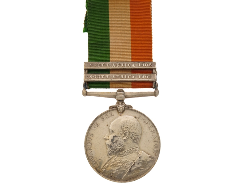 eMedals-King's South Africa Medal 1902-02,
