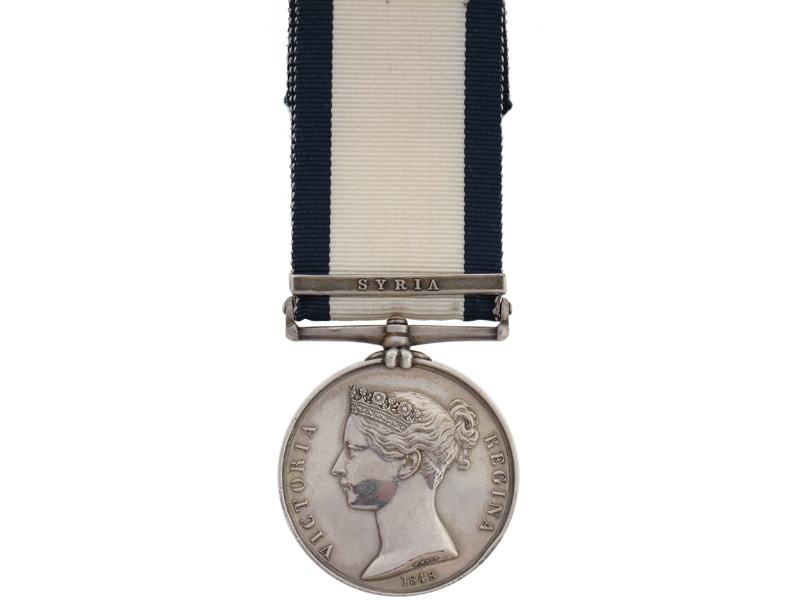 eMedals-Naval General Service Medal, Private Hale, RM