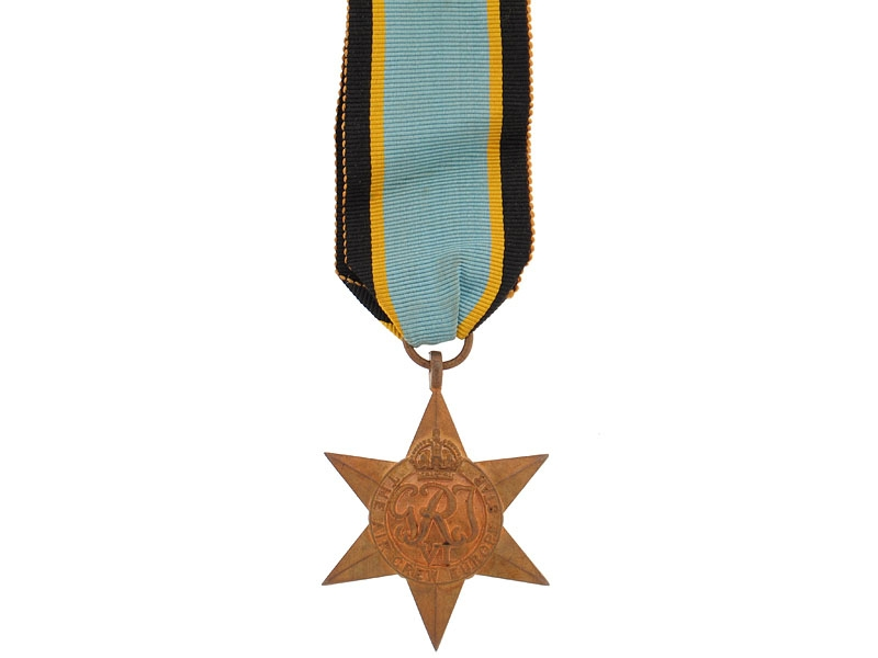 eMedals-WWII Air Crew Europe Star