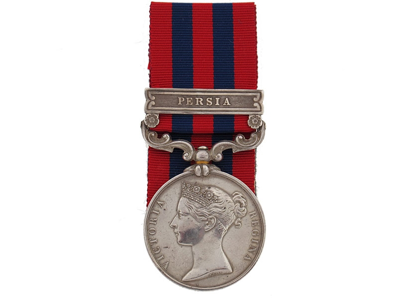 eMedals-India General Service Medal, 1854-1895