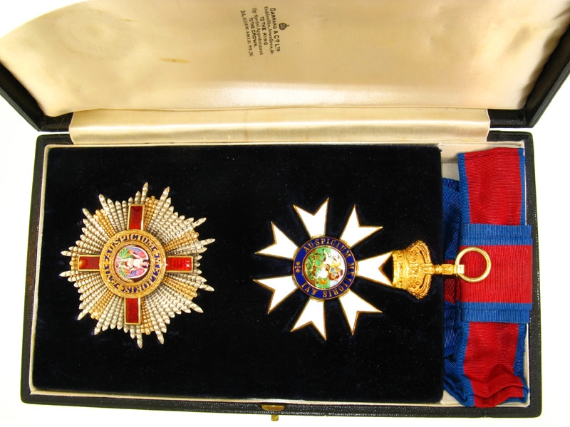 eMedals-The Most Distinguished Order of St. Michael and