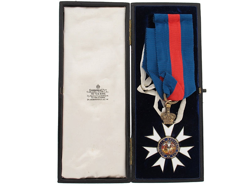 eMedals-Order of St, Michael and St. George C.M.G.