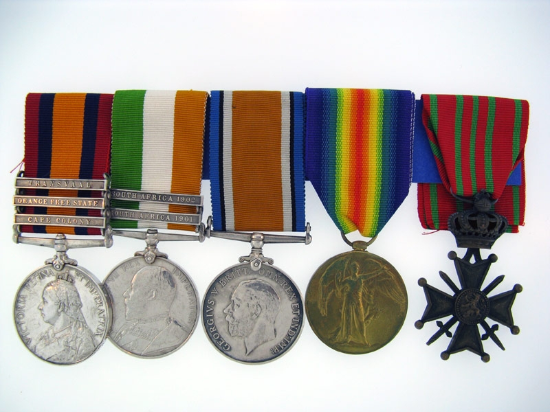 eMedals-Group of Five,