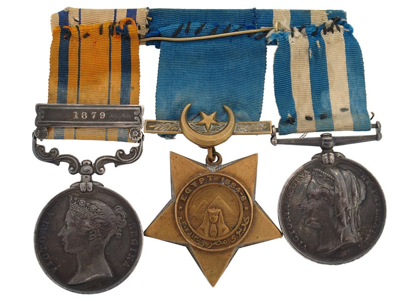 eMedals-A Fine Victorian Group of Three