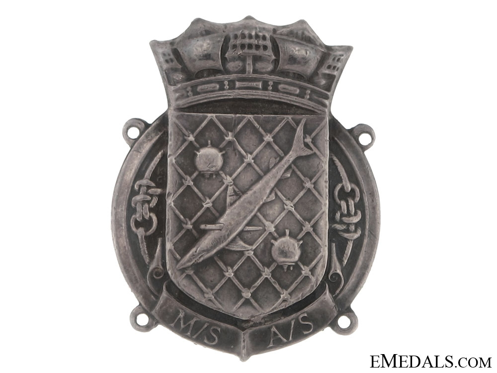 eMedals-RNPS Silver badge