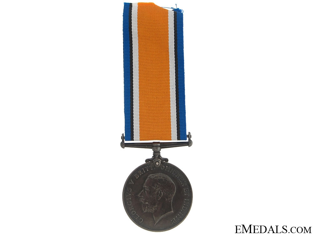 eMedals-British War Medal - Canadian Railway Troops