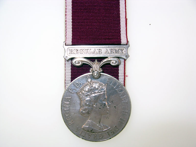 eMedals-Army Long Service & Good Conduct Medal