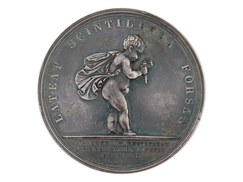 eMedals-Royal Humane Society Medal, Type 2, 1844