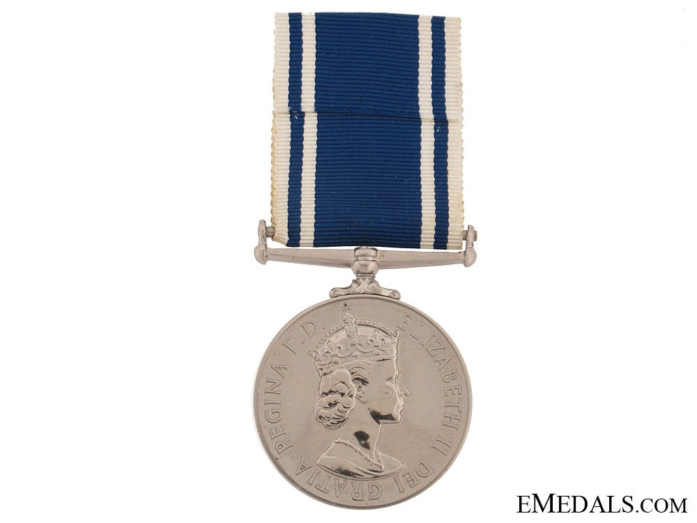 eMedals-Police Long Service and Good Conduct Medal