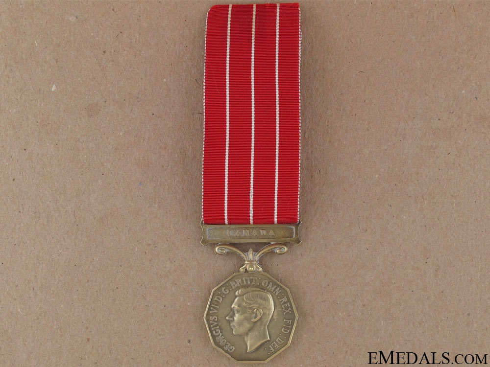 eMedals-Canadian Forces Decoration - Warrant Officer 1st Class