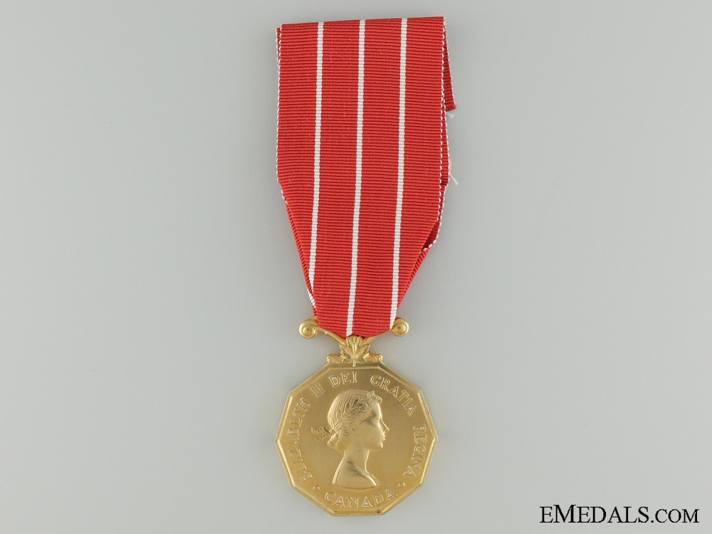 eMedals-Canadian Forces' Decoration to Sergeant W.A. Smith