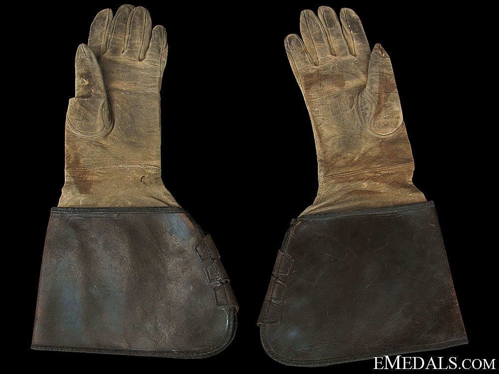 eMedals-CEF Dispatch Riders Gloves