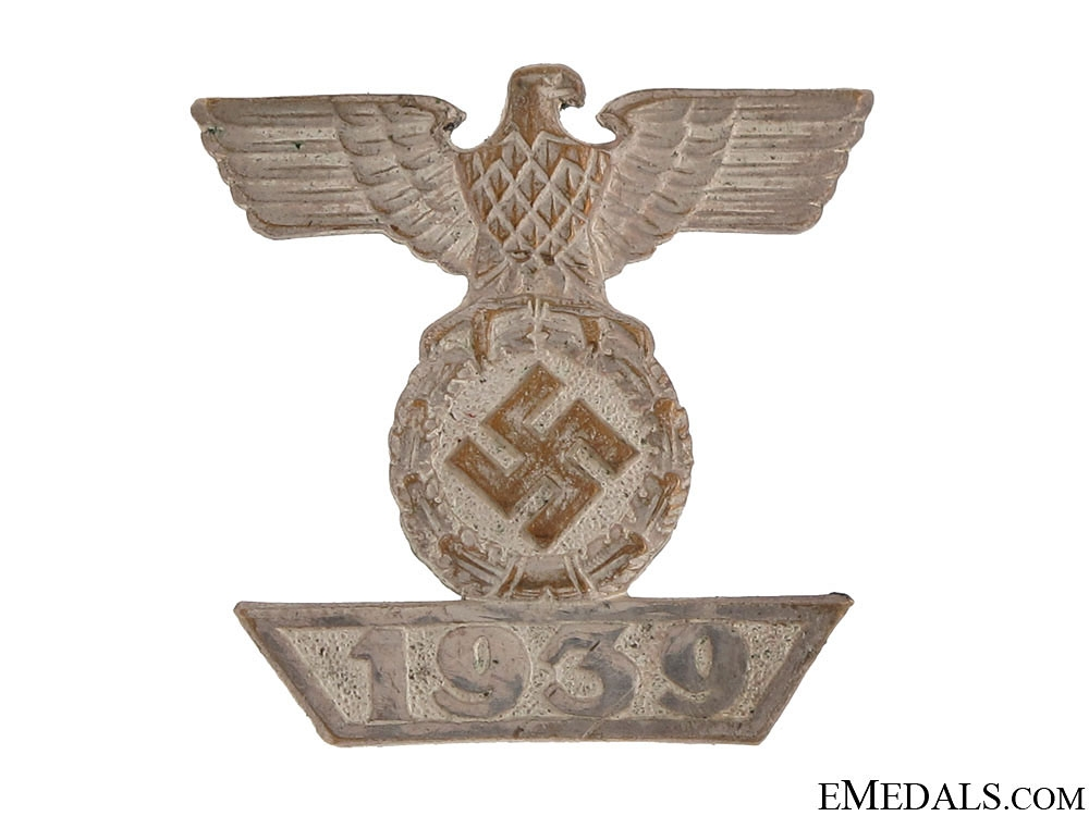 eMedals-Clasp to Iron Cross 2Nd. Cl. – Reduced Version
