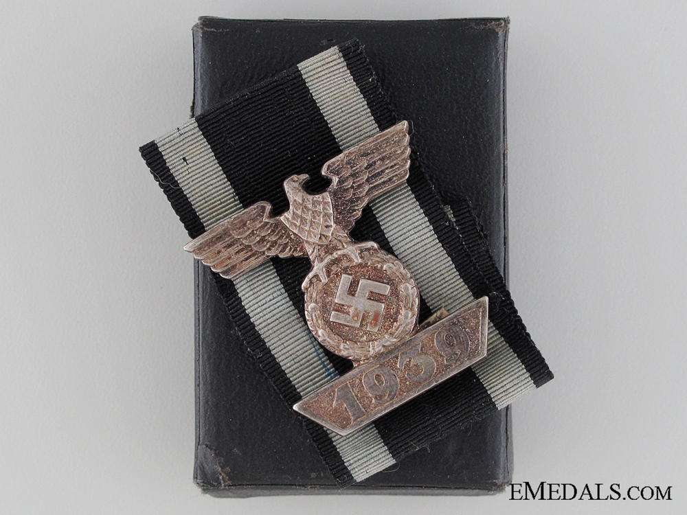 eMedals-Clasp to Iron Cross 2nd Class 1939