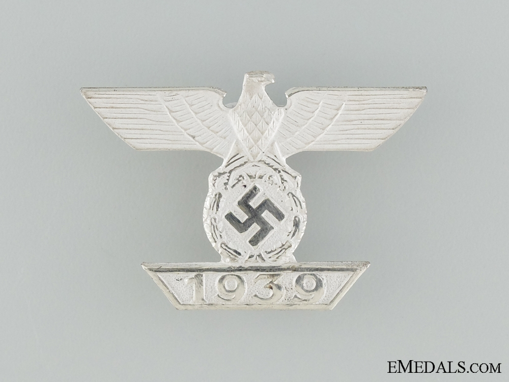 eMedals-Clasp to the Iron Cross 1st Cl. 1939