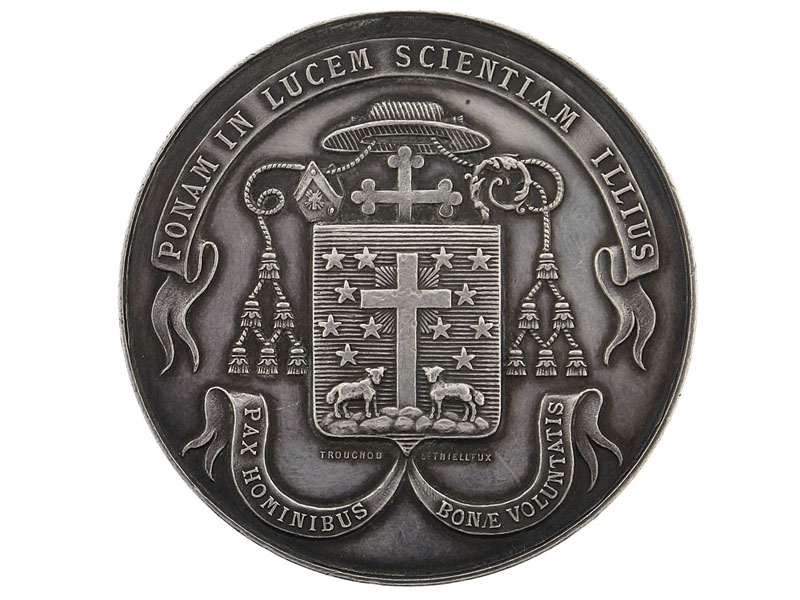 eMedals-(Univeristy of Ottawa) Academic Achievement Medal, 1895