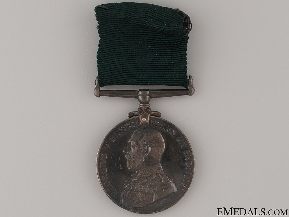 eMedals-Colonial Auxilliary Forces Long Service Medal to the 48th Hghldrs