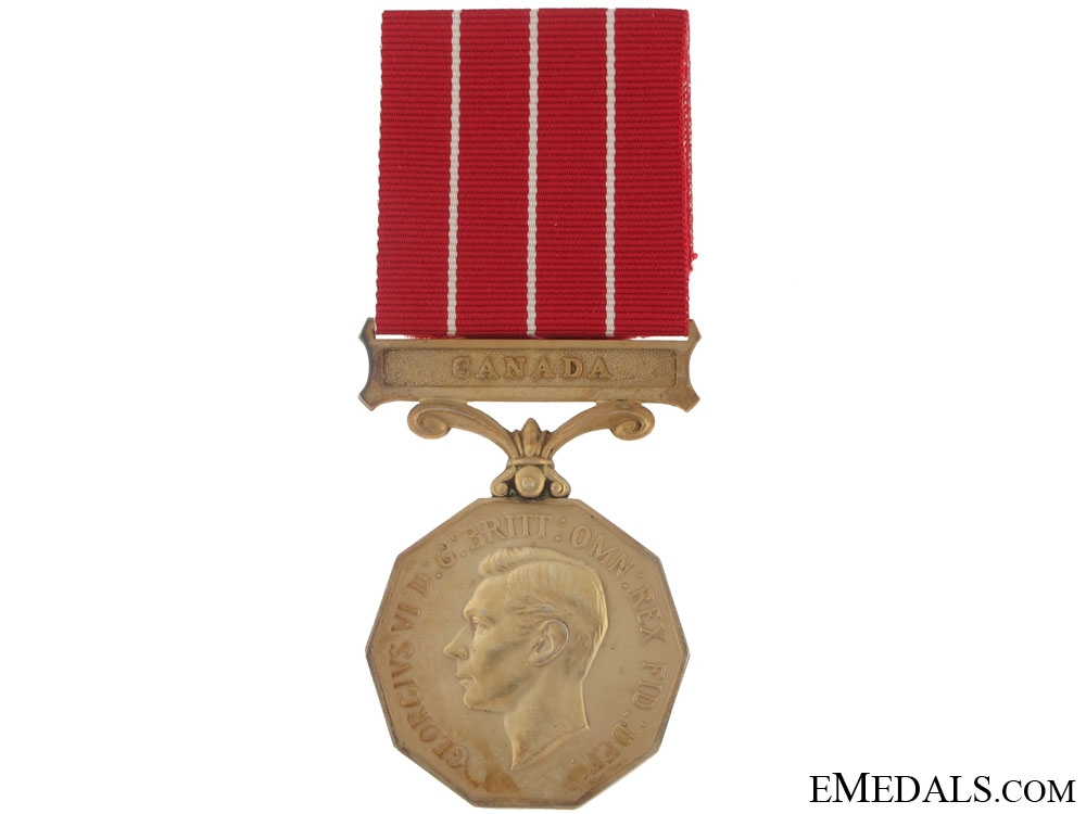 eMedals-A Canadian Forces Decoration
