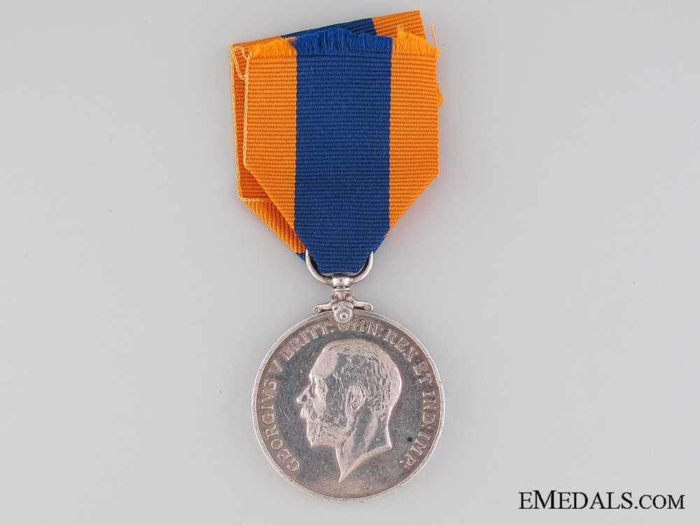 eMedals-Commemoration of the Union of South Africa Medal 1910