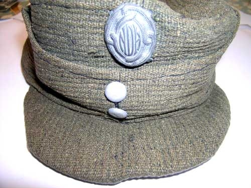 eMedals-CROAT ARMED FORCES FIELD CAP  WWII