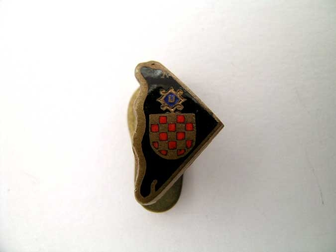"""eMedals-UNKNOWN """"DRINA"""" BADGE"""