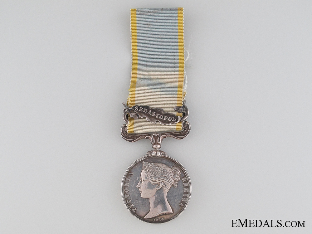 eMedals-Crimea Medal to the 90th Light Infantry