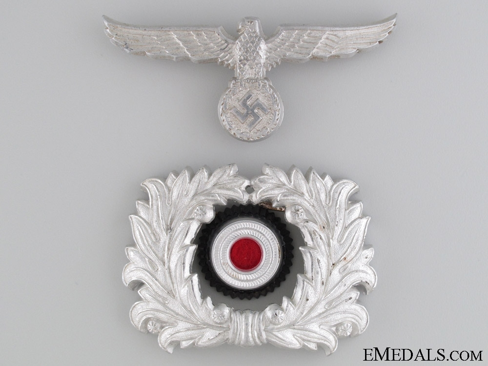 eMedals-Customs Eagle and Wreath