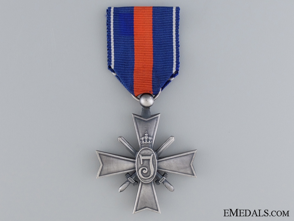 eMedals-Dutch Cross for Justice and Freedom