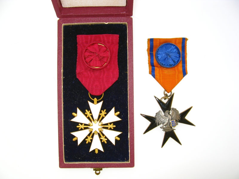 eMedals-Awards to James Caro, Honorary